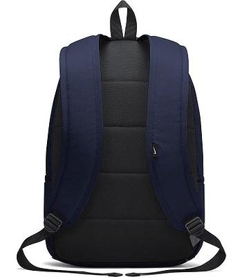 backpack Nike Heritage - 451 Obsidian Black Black - snowboard ... 3dbe1d26b1109