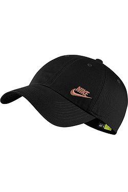kšiltovka Nike Sportswear Heritage86 Futura Classic - 014 Black Rose Gold  ... f3aab6a60e