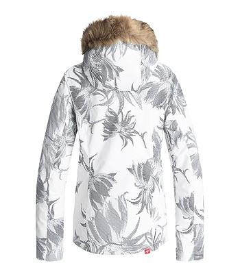 bunda Roxy Jet Ski - WBB2 Bright White Swell Flowers  24042007e46