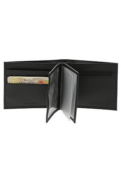 4daa513362 peňaženka Fox Bifold Leather - Black peňaženka Fox Bifold Leather - Black