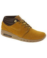 boty Nike SB Stefan Janoski Max Mid Premium - Bronze Bronze Gum Light Brown 5cc5bbc56d