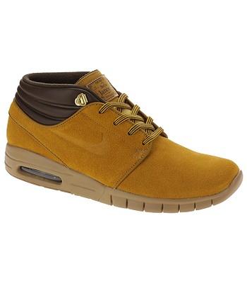 60e8c0eb4c shoes Nike SB Stefan Janoski Max Mid Premium - Bronze/Bronze/Gum Light Brown  - men´s - snowboard-online.eu