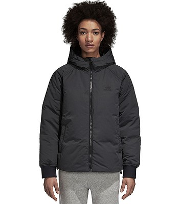 982795c28ecb jacket adidas Originals Short Down - Black - women´s - snowboard-online.eu