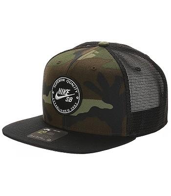 size 40 70dd3 1bca4 cap Nike SB Pro Trucker - 222 Medium Olive Black Black Black -  blackcomb-shop.eu