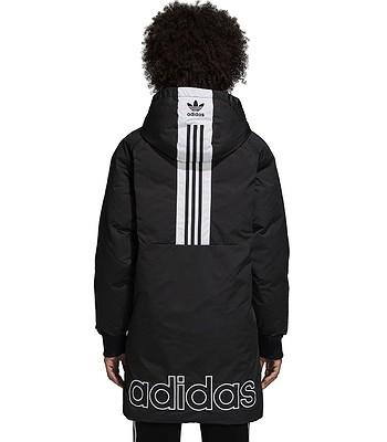 Incorrecto Observar Hobart  jacket adidas Originals Long Down - Black - women´s - blackcomb-shop.eu