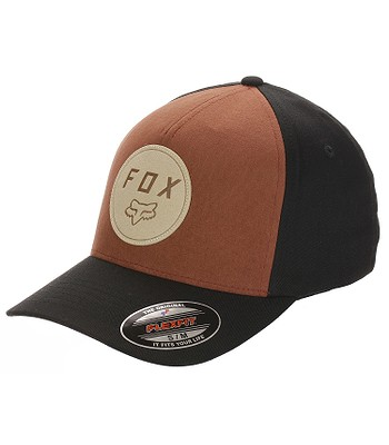 kšiltovka Fox Resolved Flexfit - Black - snowboard-online.cz fa33809578