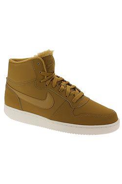 boty Nike Ebernon Mid SE - Wheat Wheat Sail 5fae54583d