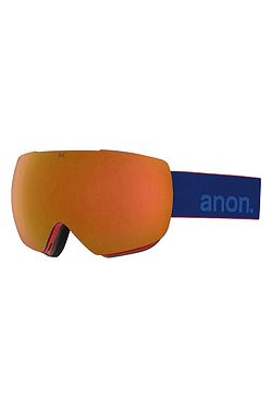 e309b99a5 ... okuliare Anon Mig - Blue/Sonar Infrared Blue By Zeiss