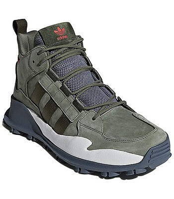 legislación vóleibol Gobernar  shoes adidas Originals F/1.3 Le - Base Green/Night Cargo/Bright Red - men´s  - blackcomb-shop.eu