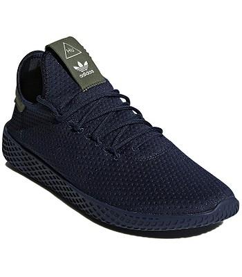 b5a25e051a371 shoes adidas Originals Pharrell Williams Tennis HU - Collegiate  Navy Collegiate Navy Off White - men´s - blackcomb-shop.eu