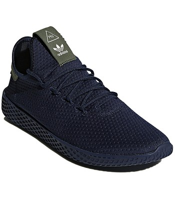 94760476f5a2b shoes adidas Originals Pharrell Williams Tennis HU - Collegiate Navy Collegiate  Navy Off White - men´s - snowboard-online.eu