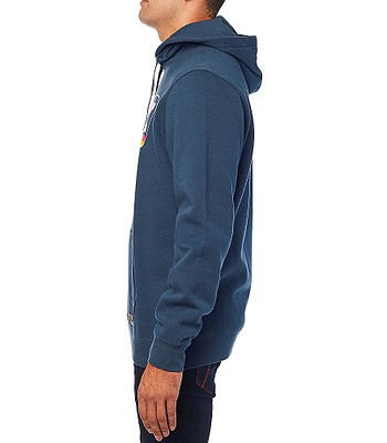 mikina Fox Throwback Pullover - Navy - snowboard-online.sk d337dc027d5