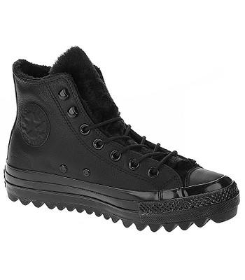 topánky Converse Chuck Taylor All Star Lift Ripple Hi - 562422 Black Black  Black bd7af116d1f