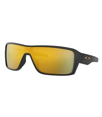 okuliare Oakley Ridgeline - Matte Black Prizm 24K Polarized ... 761307bb356