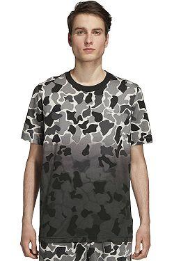 4de44303883 tričko adidas Originals Camouflage Dip-Dyed - Multicolor