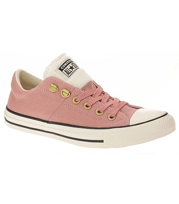 boty Converse Chuck Taylor All Star Madison OX - 562484 Rust Pink Natural  Ivory Black  ecf3fc34a8