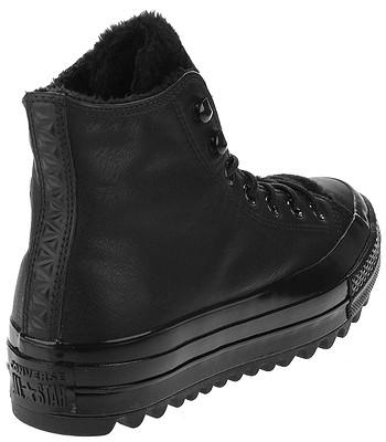 boty Converse Chuck Taylor All Star Lift Ripple Hi - 562422 Black Black .  Produkt již není dostupný. 56ce624189
