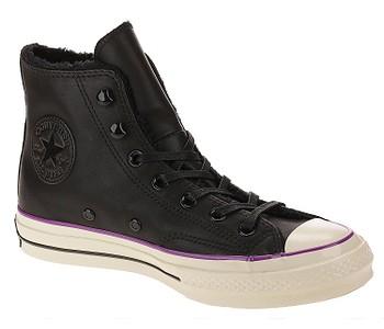 boty Converse Chuck 70 Hi - 162433 Black Icon Violet - boty-boty.cz ... 850217016e8