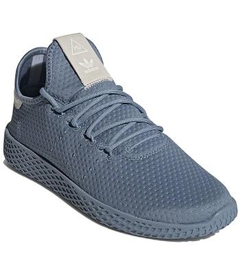 shoes adidas Originals Pharrell Williams Tennis HU - Raw Gray Raw Gray Off  White - women´s - snowboard-online.eu b433e052f7