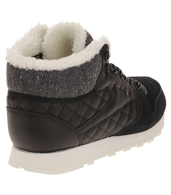 17babd3ca98e6 shoes Reebok Classic Leather Arctic Boot - Black Chalk Soft Camel Practical  Pink. IN STOCK