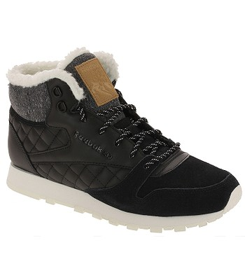 boty Reebok Classic Leather Arctic Boot - Black Chalk Soft Camel Practical  Pink  bb2e2ad652