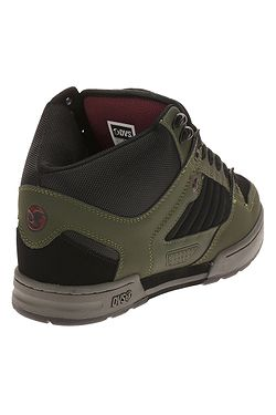 ... boty DVS Militia Boot - Olive Black Nubuck Ferguson 26f14f6c41