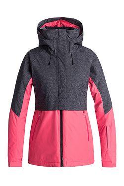 346557ccec6 bunda Roxy Frozen Flow - MMN0 Teaberry