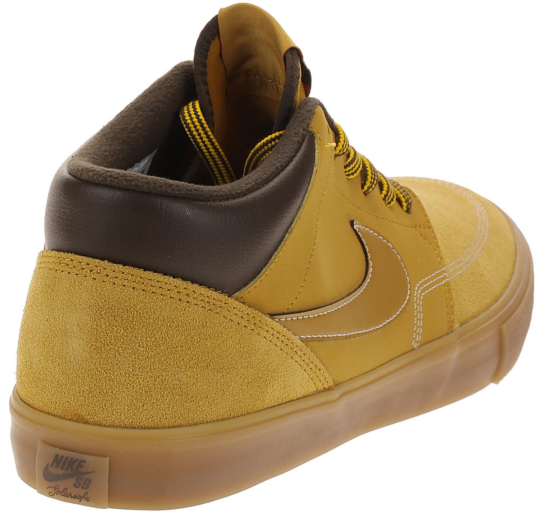 Mid Bota Portmore II Schuhe SB Solarsoft Nike Bronze Rj3L4A5q
