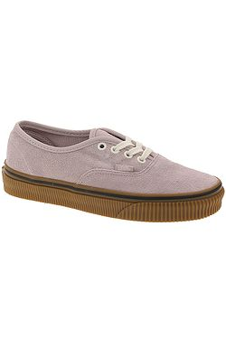 boty Vans Authentic - Suede Violet Ice Embossed Gum ... c261dbb069