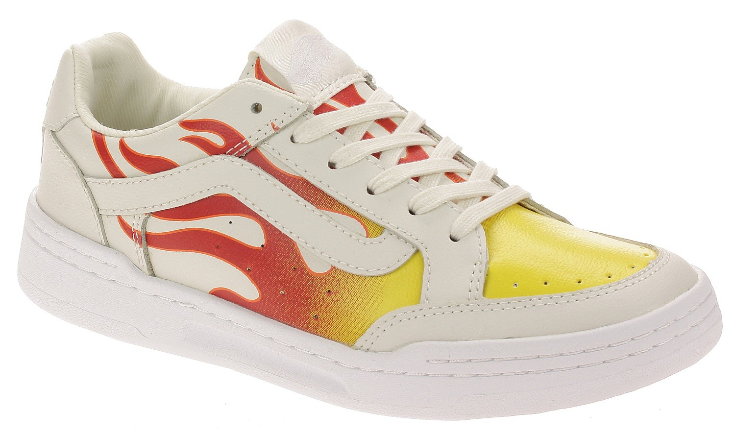Schuhe Vans Highland - Flame/Marshmallow/Marshmallow - blackcomb-shop.eu