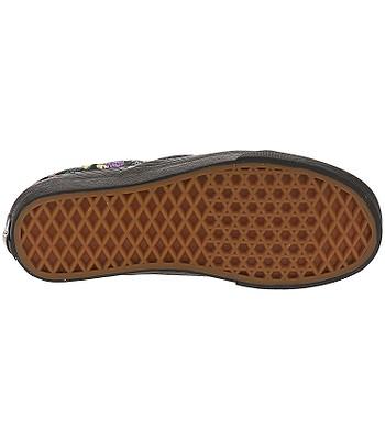 356e37cf603 shoes Vans Classic Slip-On - Festival Satin Black Black - blackcomb ...