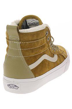 fda96fdf0be ... shoes Vans Sk8-Hi MTE - MTE Cumin Slate Green