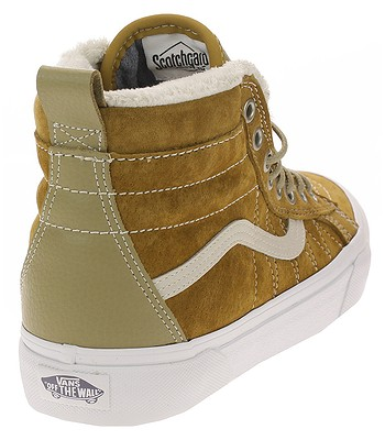 shoes Vans Sk8-Hi MTE - MTE Cumin Slate Green - blackcomb-shop.eu 306cc2c96