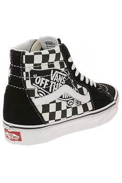 41c40fce302 ... shoes Vans Sk8-Hi - Vans Patch Black True White