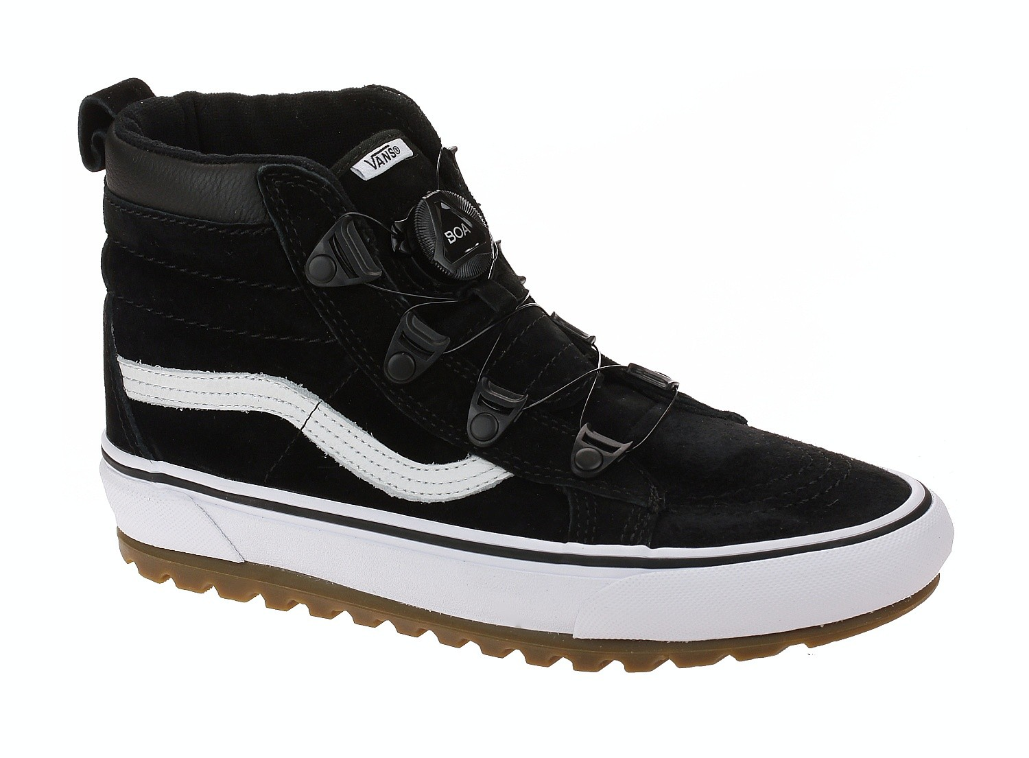 shoes Vans Sk8-Hi MTE Boa - MTE/Black/True White - blackcomb-shop.eu