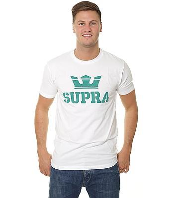 242653db8fb25 tričko Supra Above - White/Tea   Blackcomb.cz