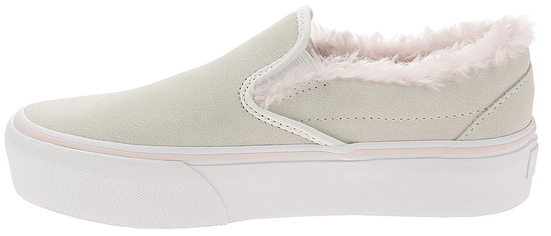 shoes Vans Classic Slip-On Platform