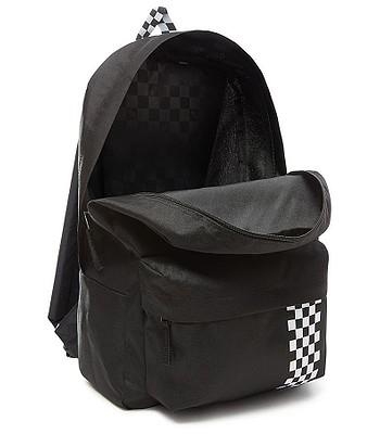backpack Vans Good Sport Realm - Black Funday - women´s - blackcomb ... 049fe7475f
