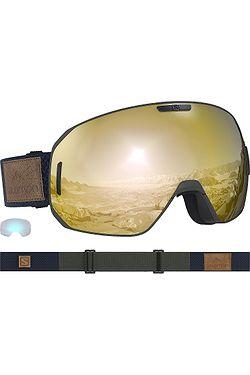 4b15ea18d okuliare Salomon S/Max - Olive Night/Solar Bronze ...