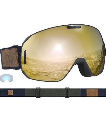 okuliare Salomon S Max - Olive Night Solar Bronze  4ef679fd3f1
