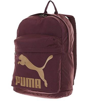 2ab44610b6 backpack Puma Originals - Fig Gold - women´s - blackcomb-shop.eu