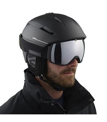 6b37f5c03 okuliare Salomon XT One - Black Neon/Universal White | blackcomb.sk