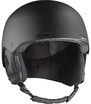 helma Salomon Brigade+ - All Black - snowboard-online.sk 25c001cbd8e