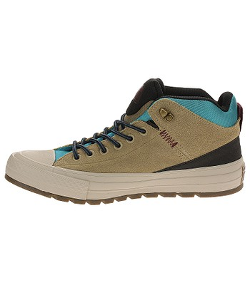 2a60ad2e1ce shoes Converse Chuck Taylor All Star Street Boot Hi - 162359 Khaki Black .  In stock -20%