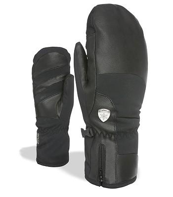 d47daa9603e rukavice Level Iris Mitt - Black - snowboard-online.cz