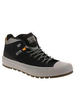 boty Converse Chuck Taylor All Star Street Boot Hi - 162360 Black Black  ... 93feada3af