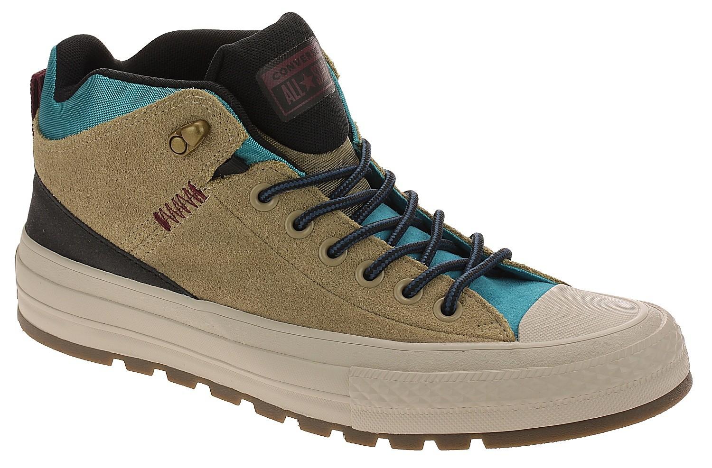 shoes Converse Chuck Taylor All Star Street Boot Hi - 162359/Khaki ...