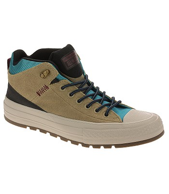 57b0dc5a4266 shoes Converse Chuck Taylor All Star Street Boot Hi -  162359 Khaki Black Rapid Teal - snowboard-online.eu