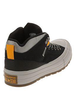 ... boty Converse Chuck Taylor All Star Street Boot Hi - 162360 Black Black  7b4ee5e250