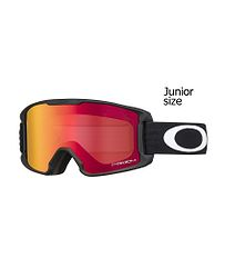 okuliare Oakley Line Miner Youth - Matte Black Prizm Snow Torch Iridium ab31557359b